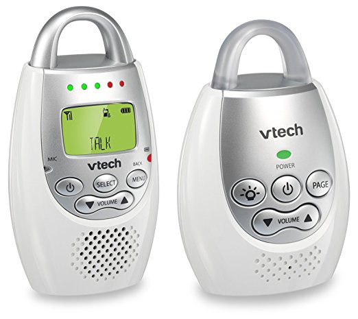 Best Audio Only Baby Monitor VTech DM221