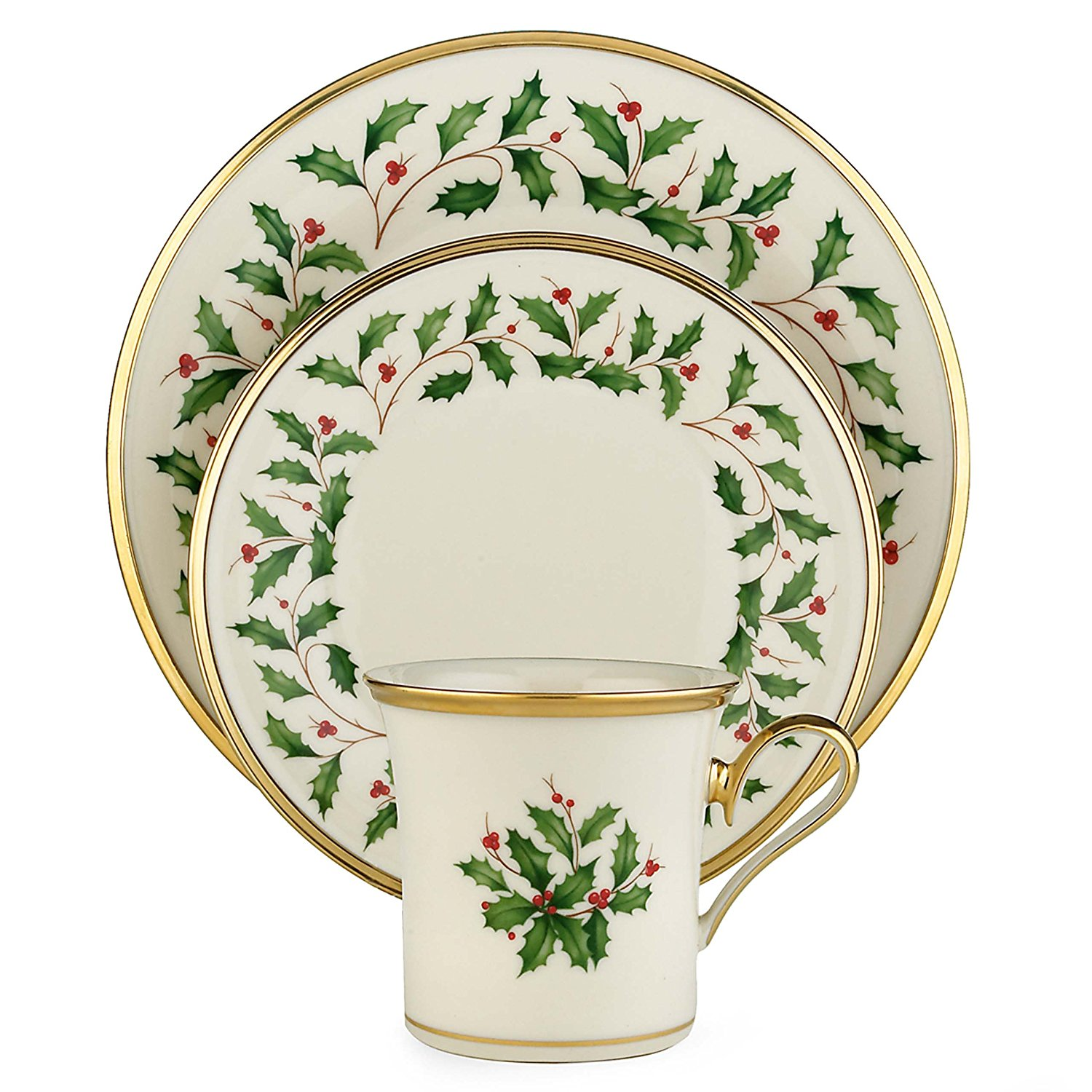 Christmas dinnerware sets Lenox