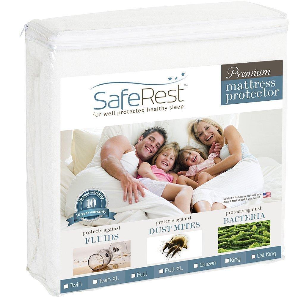Best Waterproof Mattress Protector SafeRest