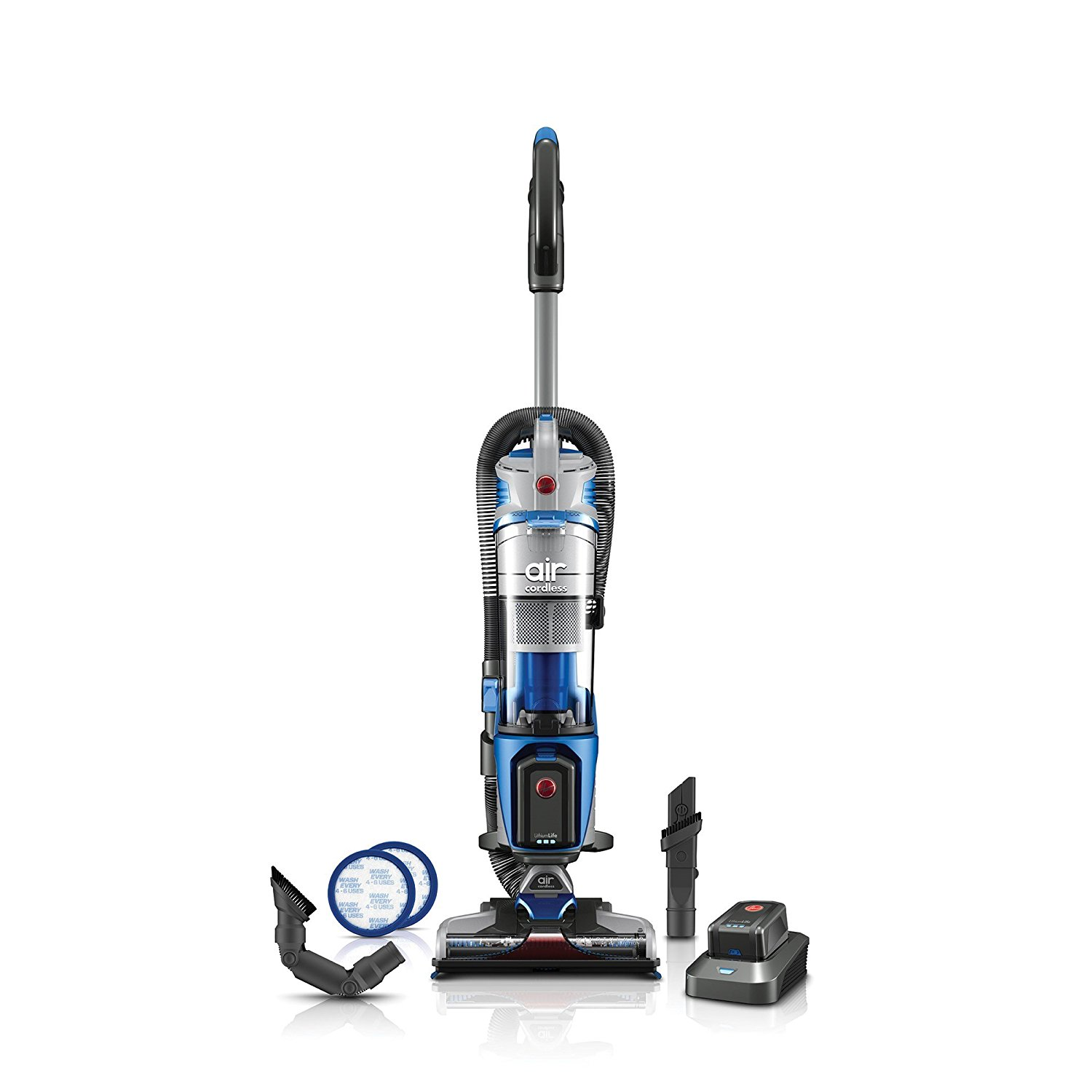 Hoover cordless vacuum reviews Air Lift