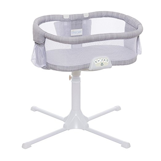 Modern Bassinet Halo Luxe Plus