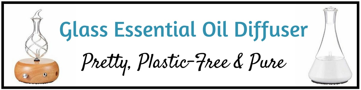 Glass Essential Oil Diffuser header